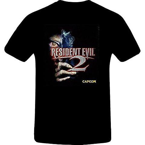 Sixtion Resident evil 2, Custom Tshirt