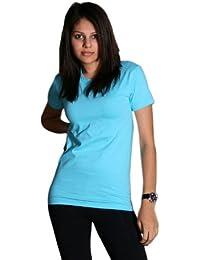American Apparel Fine Jersey Short Sleeve Women's T