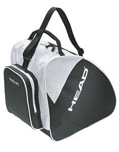 Head Unisex Ski Boot Bag - Black/Grey/White, 31 lt