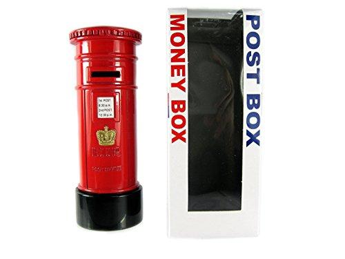 London roten Briefkasten Geldkasten aus Metalldruckguss, London Collect Souvenir