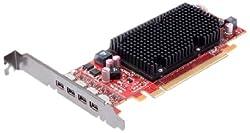 ATI DDR3 4X Mini-DisplayPort Low Profile PCI-Express Video Card 100-505610