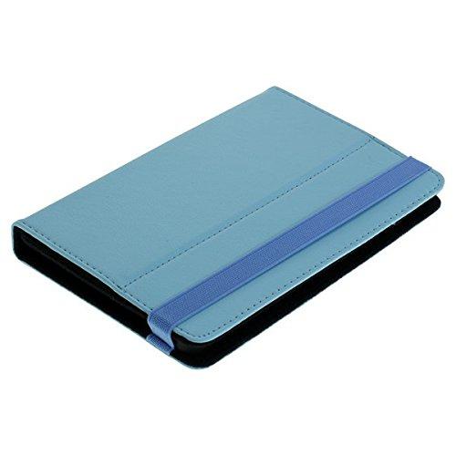 sumo:mobile Universal Bookstyle Tasche für Tablets / Tablet PC's bis 7 Zoll in hellblau