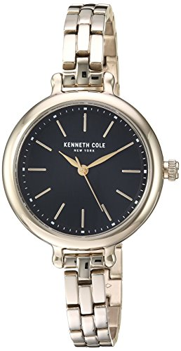 Kenneth Cole New York Womens Analog-Quartz Watch with Stainless-Steel Strap KC50065011