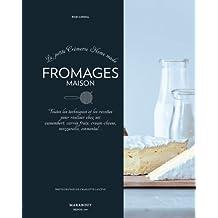 La petite crémerie Home made : Fromages maison - Toutes les techniques et les recettes pour réaliser chez soi camembert, carrés frais, cream cheese, mozzarella, emmental...