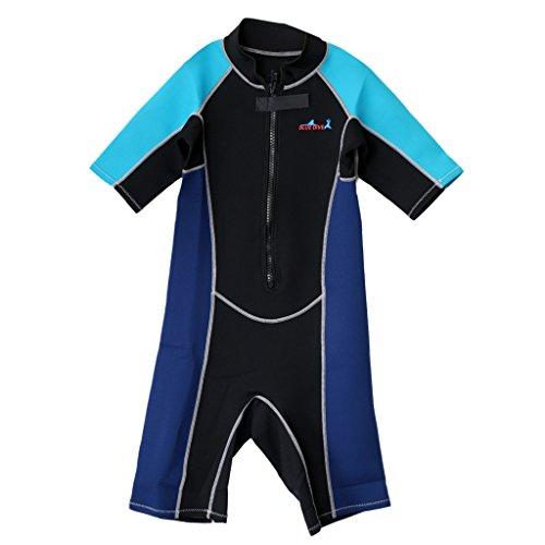 Homyl Neoprenanzug Schwimmanzug Damen Herren 2mm Shorts - - Für Frauen Rash Shorts Guard