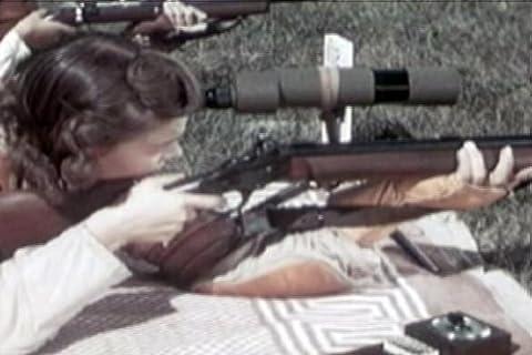 Classic Hunting & Shooting Films DVD: 1940s Bird & Big Game Hunting & Gun Films Including Hunting Dog Video Clips, Duck Hunting Video, Riflery, Bird Hunting Dogs & Firearms and Shotgun (Hunting Shotgun)