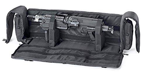 DEFCON 5 Waffentasche Minimi Case Schwarz