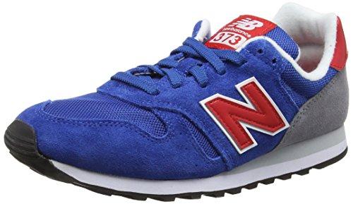 New Balance Herren Ml_wl373v1 Low-Top Blau (Blue/Red/Grey)