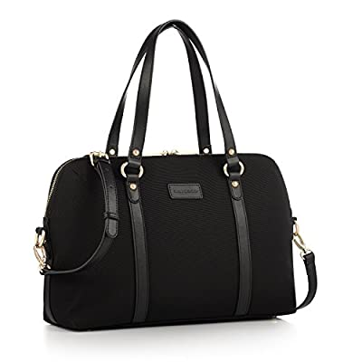 CHICECO Satchel Handbag Commuter Messenger Bag for 13 Inch Laptop Files