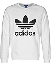 adidas Trefoil Sweat-Shirt Homme