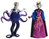 Mattel - Muñeca villana clásica Princesas Disney