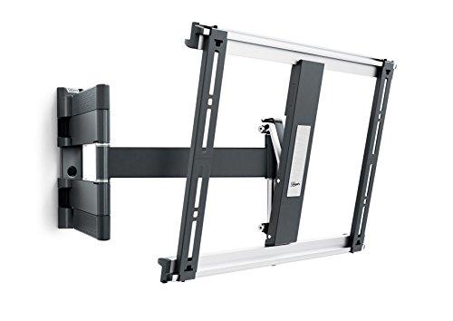 Preisvergleich Produktbild Vogel's THIN 445 B TV-Wandhalterung für 66-140 cm (26-55 Zoll) Fernseher, schwenkbar und neigbar, max. 18 kg, Vesa max. 400 x 400, weiß