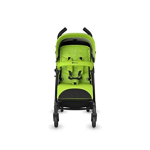 Kiddy Sportwagen Evocity 1 inkl. Getränkehalter Lime Green Kiddy  3