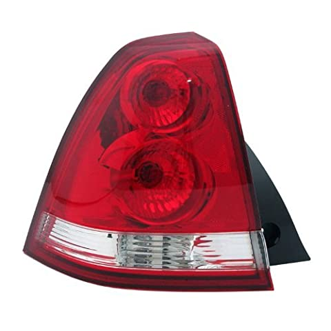 TYC 11-6156-00 Chevrolet Malibu Maxx Driver Side Replacement Tail Light