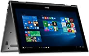 Dell Inspiron 5579 2-in-1 Laptop - Intel Core i7-8550U, 15.6-Inch FHD Touch, 1TB, 8GB, Eng-Keyboard, Windows 1