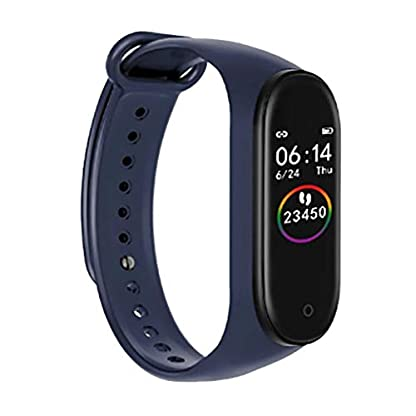 Homyl Reloj Inteligente Podómetro Smartwatch Pulsera Actividad con Cuenta Pasos para Mujer Hombre Niños