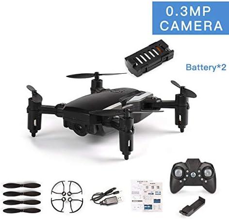 LF606 Dual Drone Batteries avec 0.3MP Caméra FPV Quadricoptère Pliable RC Drones HD Altitude Tenir Mini Drone  s   Jouets | En Ligne Outlet Store