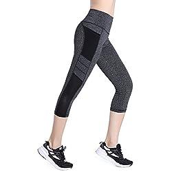 SEYO Yoga Pantalones Mujer...