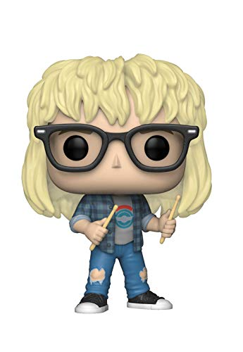 Funko 34338 Wayne's World: Garth POP Vinylfigur, Multi