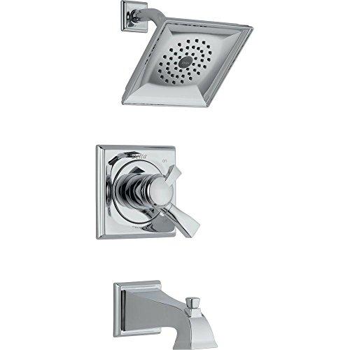 Delta Wasserhahn 174930Dryden Monitor 17Serie Badewanne und Dusche Trim, chrom (Delta Monitor Dusche)