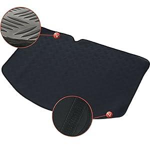 DBS Kofferraummatte - nach Maß - hochwertiger Gummi - Anti Rutsch - einfache Reinigung - 1766216