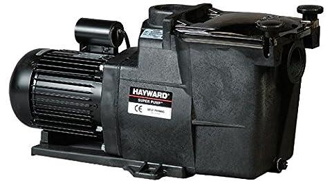 'Pumpe de Filtration Pool–Super Pump 1CV einphasig Abzweigmuffe 2–Hayward OEM. SP2611