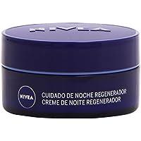 Nivea - Crema para cara y rostro de noche regeneradora para piel normal y mixta - 50 ml