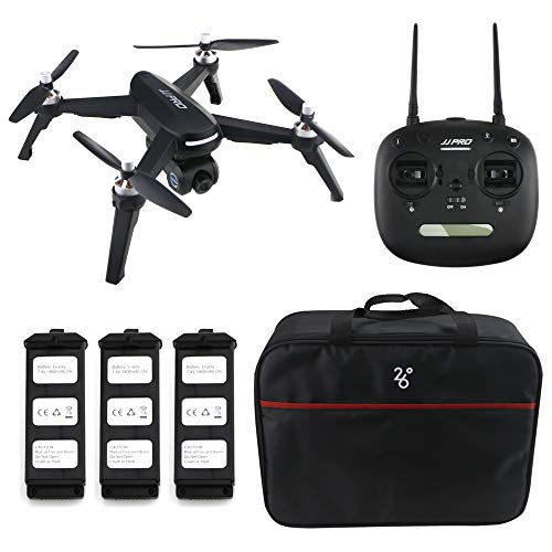 Goolsky JJR / C JJPRO X5 RC Drone con cámara 1080P 5G...