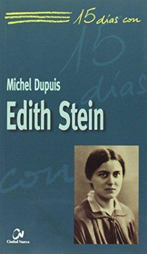 Edith Stein (15 días con)