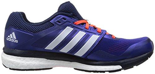 Adidas B40268, Running Homme Multicolore (Amapur/Ftwwht/Conavy)