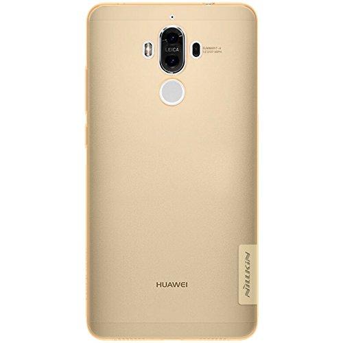 Nillkin Huaweim9-tpu-brown Custodia Per Huawei Mate 9, Marrone Marrone-  - ebay.it