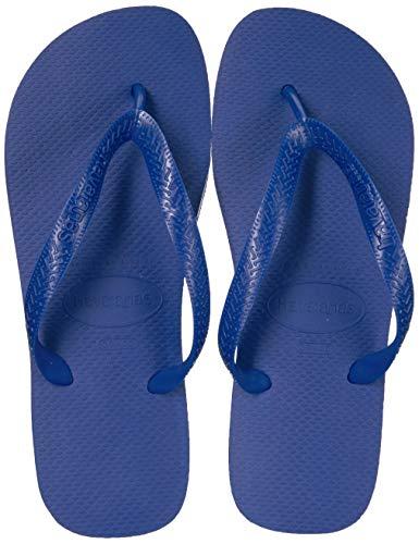 Havaianas Unisex-Erwachsene Top Zehentrenner Blau (Marine Blue) 37/38 EU ,  37/38 (35/36 Brazilian) - Strand Sandalen Flip Flops Thongs