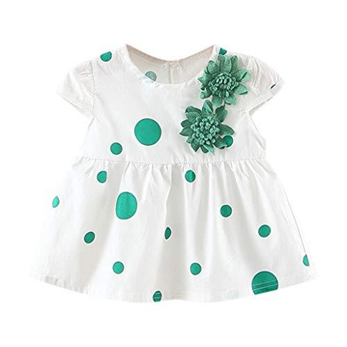 6e9f5ee03 Luckycat Vestido para niña, Bebe Niño Ropa Bebe Niña Vestido Niñas ...