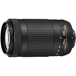Nikon 70-300 mm/F 4.5-6.3 AF-P G NIKKOR DX ED Objectifs 70 mm