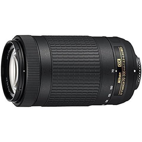 Nikon AF-P DX NIKKOR 70-300mm f/4.5-6.3G ED - Objetivo