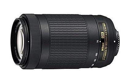 Nikon JAA828DA - Objetivo para cámara réflex AF-P DX 70-300 F/4.5-6.3G SD2, color negro