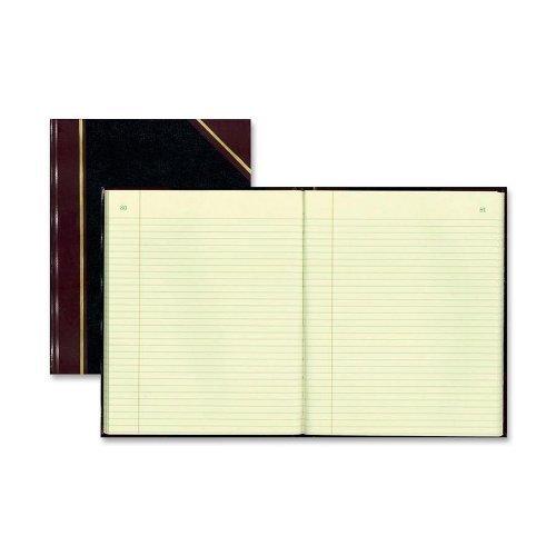 Rediform - Record Book W/Margin, 150 Pgs, 10-3/8