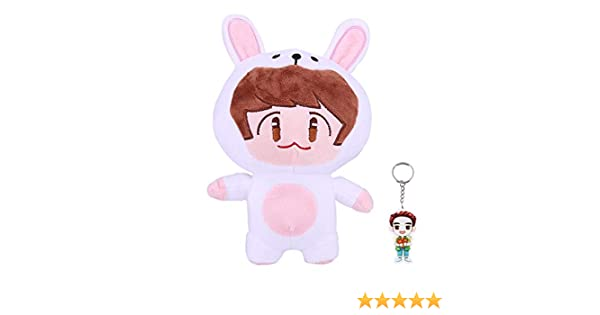 Kpop Exo Pillow Cartoon Baekhyun Xiumin