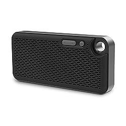 Syska Boom XS Bluetooth Speakers (Black)