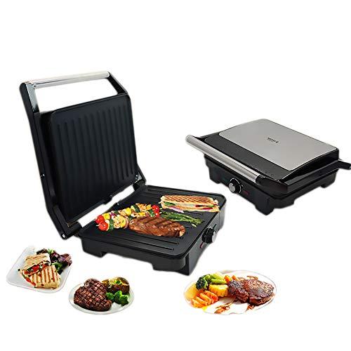 Lucky Big Head YY Steakgrill, Gegrilltes Fleisch, Geröstete Steakmaschine, Langlebige, Kratzfeste Beschichtung, - Grillbesteck Testsieger