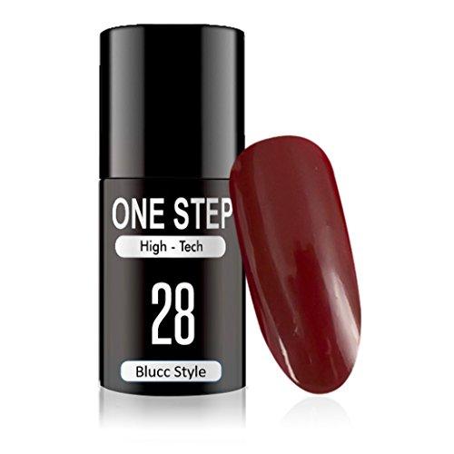 Esmaltes Permanentes Nº28 Gellack One Step New Line-
