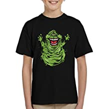 Cloud City 7 Ghost Busters Pure Ectoplasm Kid's T-Shirt