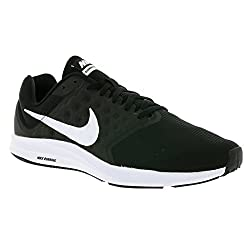 purchase cheap d947d f1c37 Nike Herren Downshifter 7 Laufschuhe, Mehrfarbig (Black white), 43 EU