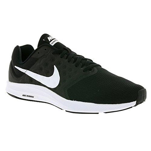 Nike Downshifter 7, Scarpe da Corsa Uomo, Nero (Black / White), 40 EU