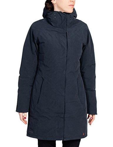 VAUDE Damen Doppeljacke Annecy 3-in-1 Coat, Eclipse, 44, 05673