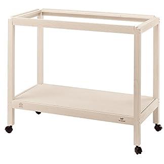 Ferplast Stand Giulietta 6 Bird Cage Wooden Stand, 81 x 41 x 70 cm 8