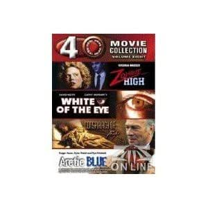 Horror 4 Pack [ Zombie High - White Of The Eye - Arctic Blue - Conspiracy of ...