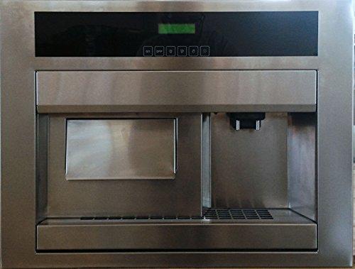 Máquina de hielo y dispensador agua natural y Frizzante de integrado con...