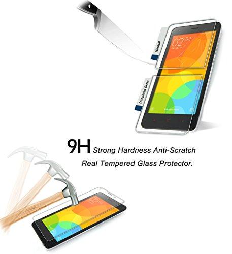 Beiuns Vidrio Templado Protector de Pantalla para Asus Google Nexus 7 (2nd generación / 2013 Versión 7