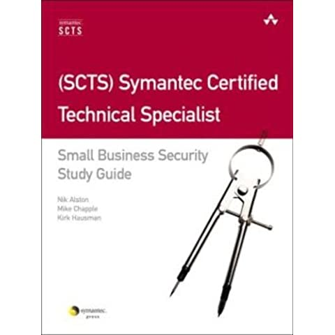Scts Symantec Certified Technical Specialist: Small Business Security Certification